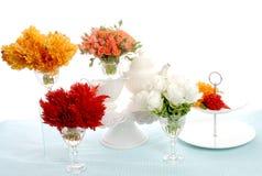 Beautiful bouquet in studio Stock Images