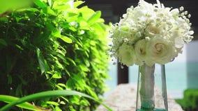 ฺBeautiful Bouquet for us stock video
