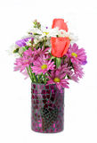 Beautiful Bouquet in Vase Royalty Free Stock Photo