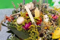 Beautiful bouquets Stock Photo