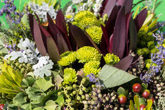 Beautiful bouquets Stock Photography