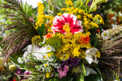 Beautiful bouquets Royalty Free Stock Photos