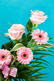 Beautiful bouquets Royalty Free Stock Photo