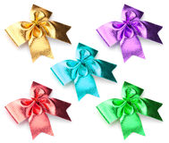 Beautiful bow. That can be used for decoration Stock Images