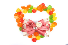 Beautiful bow Headdress Royalty Free Stock Image