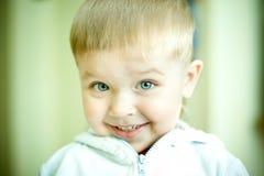 Free Beautiful Boy Laughs Stock Photos - 9378883