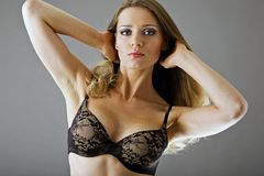 Beautiful bra Stock Images