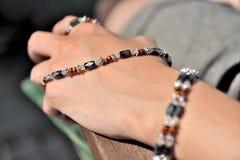 Beautiful Bracelet Stock Photo