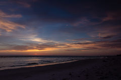 Beautiful Bradenton Beach Sunset Royalty Free Stock Images
