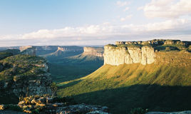 Beautiful Brazilian Landscape. View from the Chapada da Diamantina, Brazil