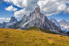 Beautiful, a breathtaking view - Dolomites, Italy Royalty Free Stock Images