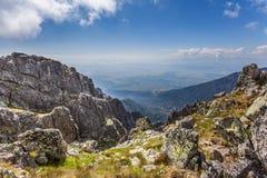 Beautiful, a breathtaking view - Tatra Mountains Royalty Free Stock Photos