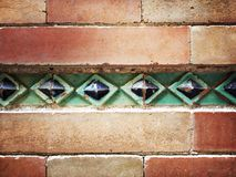 Beautiful Bricks Royalty Free Stock Photo