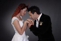 Beautiful bridal Royalty Free Stock Photography
