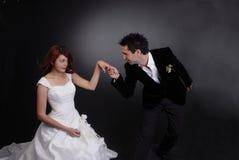 Beautiful bridal Stock Photo