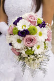 Beautiful bridal bouquet Royalty Free Stock Photo