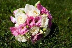 Beautiful bridal bouquet Royalty Free Stock Image