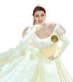 Beautiful Bride Stock Photo