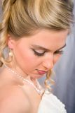Beautiful Bride. Royalty Free Stock Photo