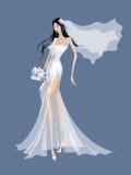 Beautiful bride Royalty Free Stock Photos