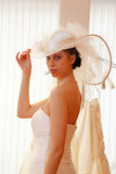 Beautiful Bride. Royalty Free Stock Images