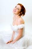 The beautiful bride Stock Photo