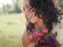 beautiful bride Стоковая Фотография RF