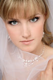 Beautiful bride Royalty Free Stock Photo