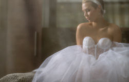Beautiful bride Royalty Free Stock Photos