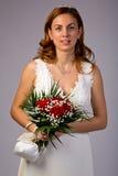 Bride in dress Stock Photo