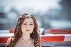 Beautiful Bride Portrait Royalty Free Stock Image