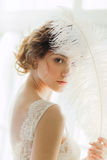 Beautiful bride Royalty Free Stock Images