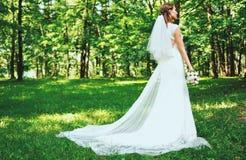 Beautiful bride Royalty Free Stock Photo