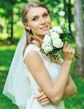 Beautiful bride Royalty Free Stock Image