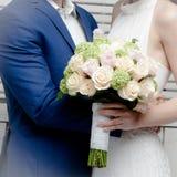 Beautiful brides wedding Royalty Free Stock Photography