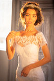 Beautiful brides wedding Royalty Free Stock Photo