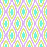 Beautiful bright background. Vector hand drawn seamless pattern Royalty Free Stock Photo