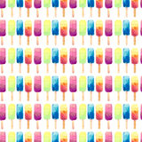 Beautiful bright colorful delicious tasty yummy cute summer dessert cold fresh frozen juice Stock Images