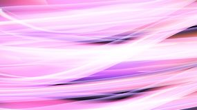 Beautiful bright motley purple pink abstract energetic magical cosmic fiery neon texture from lines and stripes, waves, flames. With curves and twists on a stock illustration