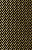 A beautiful bronze and black metallic pattern. A sail like gradient shape angling across the page makes a luscious detail of a metal surface or material Stock Image
