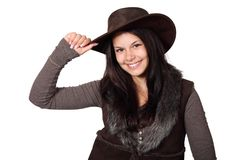 Beautiful, Brown, Country, Cute Stock Photography