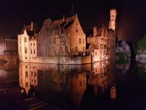 Beautiful Bruge in Belgium royalty free stock image