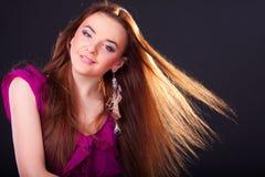 Beautiful brunette Royalty Free Stock Image