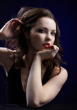 Beautiful brunette Royalty Free Stock Image