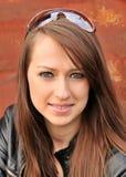 Beautiful brunette Royalty Free Stock Photo