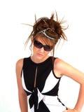 Beautiful Brunette Teen Stock Images
