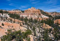Beautiful Bryce Canyon Royalty Free Stock Photography
