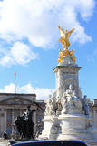 Beautiful Buckingham Palace Royalty Free Stock Photos