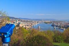 Beautiful Budapest Stock Photo