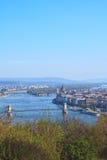 Beautiful Budapest Royalty Free Stock Photo